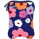 BUILT NY Neoprene Sleeve for 7-8-inch e-Reader or Tablet, Lush Flower
