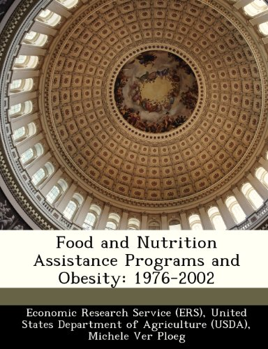 Food and Nutrition Assistance Programs and Obesity: 1976-2002