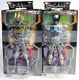 仮面ライダーオーズDXソフビフィギュア6インブリスター 全2種セット(バース&ラトラゾ)