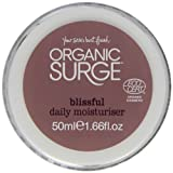 Organic Surge Blissful Daily Moisturiser, 50ml