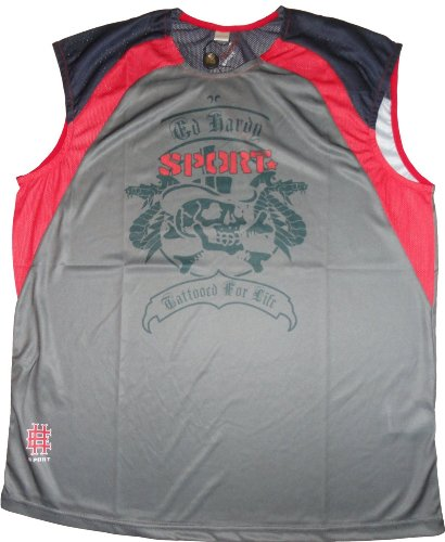 Men's Ed Hardy Muscle Tank Top Sport Eagle Available in Several Sizes (Large)