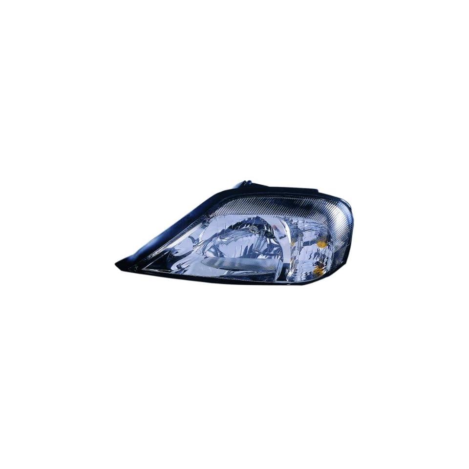 -Chrome 2006 Motorhome class a ALL CLASS A VEHICLES UNIV.POST Post mount spotlight 100W Halogen Passenger side WITH install kit 6 inch