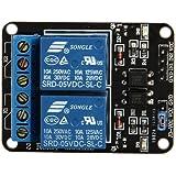 2 Kanal 5V Relay Relais Module Modul für Arduino Special Sensor Shield V4.0