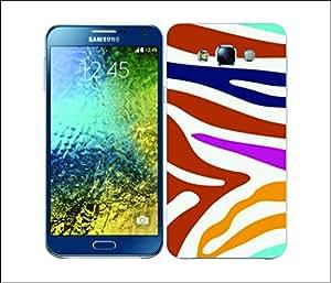 Galaxy Printed 2428 Multicoloured Animal Zebra Hard Cover for Samsung CORE PLUS