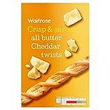 All Butter Savoury Gruyere Cheese Twists Waitrose 125g