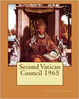 the second vatican council pdf