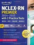 NCLEX-RN Premier 2014-2015 with 2 Pra...