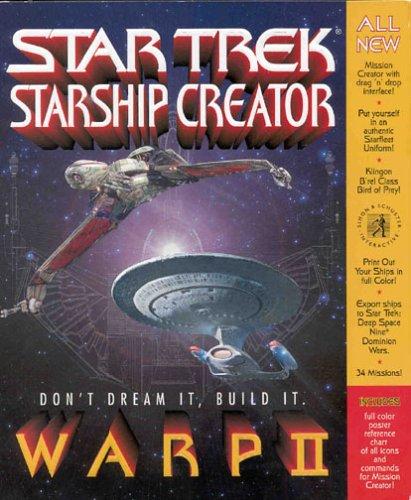 Pearson Software-Star Trek Starship Creator Warp 2