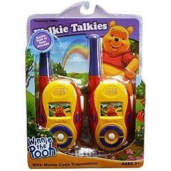Winnie The Pooh Walkie Talkie Sets For Kids