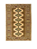 RugSense Alfombra Persian Kelat Marrón/Multicolor