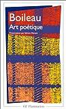 echange, troc Nicolas Boileau Despréaux - Art poétique ;: épîtres ; odes ; poésies diverses et épigrammes