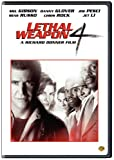 Lethal Weapon 4 [DVD] [2009] [Region 1] [US Import] [NTSC]