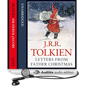 Letters from Father Christmas (Unabridged)