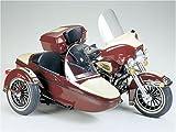 タミヤ 1/6 オートバイシリーズ No.18 ハーレー サイドカー プラモデル 16018