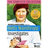 Hetty Wainthropp Investigates: The Complete Collectionby Patricia Routledge