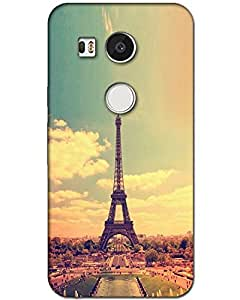 LG Nexus 5X Back Cover Designer Hard Case Printed Cover