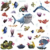 Roommates Finding Nemo Peel And Stick Wall Decals, Multi Color