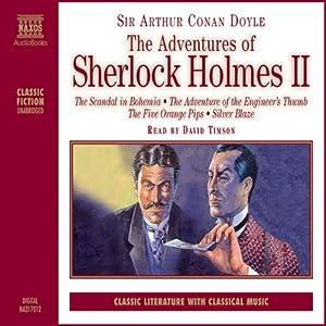 The Adventures of Sherlock Holmes II   [Arthur Conan Doyle]