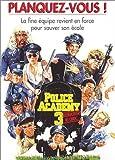 echange, troc Police Academy 3, Instructeurs de choc