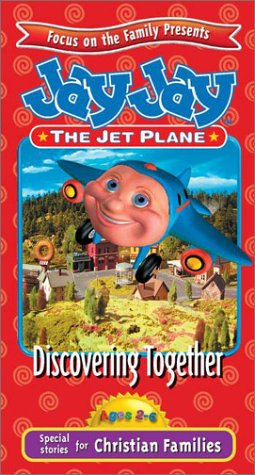 Jay Jay the Jet Plane: Discovering Together [VHS]