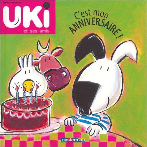 Uki et ses amis (2) : C'est mon anniversaire !