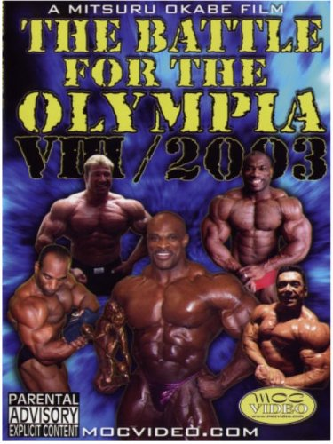 Battle for Olympia 2003 VIII [DVD] [Import]
