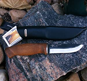 Professional Hunting Puukko Knife