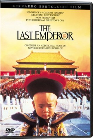 Cover art for  The Last Emperor - Director's Cut
