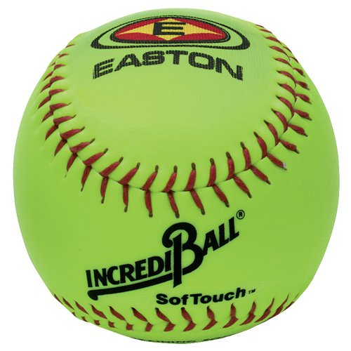 "Easton 12"" Neon Softouch Training Balls front-268516"