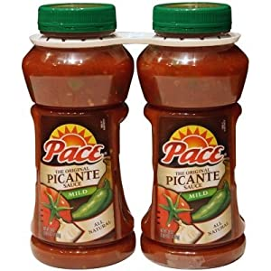 Pace Picante Sauce - Mild Salsa - 238 Oz from Pace