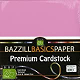 Bazzill Basics 304888 100-Piece 12-Inch by 12-Inch Paper Pack