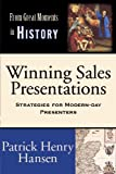 img - for Winning Sales Presentations (From Great Moments in History) book / textbook / text book
