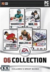 Amazon.com: EA Sports 06 Collection (Madden 06, NASCAR Sim