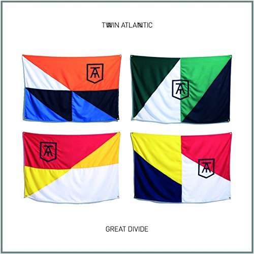 Great Divide (Bonus DVD) by Twin Atlantic