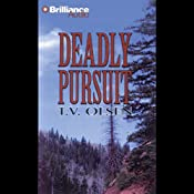 Deadly Pursuit: A Five Star Western | T. V. Olsen