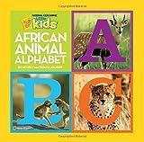 African animal alphabet封面