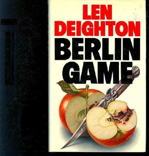 Berlin Game, LEN DEIGHTON