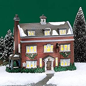 Department 56 gad 39 s hill place retired for Department 56 dickens village most valuable