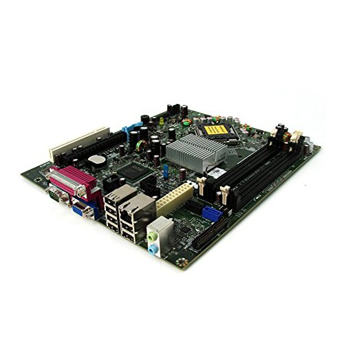 Dell Intel Q35 Express with ICH9D0 Socket 775 SFF Small Form Motherboard For Optiplex 755 PU052