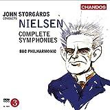 Nielsen:Complete Symphonies [John Storgards, Gillian Keith; Mark Stone; BBC Philharmonic Orchestra ] [CHANDOS: CHAN 10859(3)]