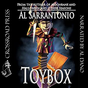 Toybox Audiobook
