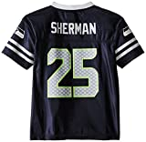 NFL Seattle Seahawks Youth Player Name and Number Team Replica Jersey (Age 4-18)