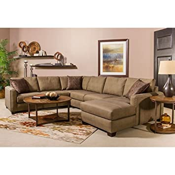 Audrey Fabric Sectional