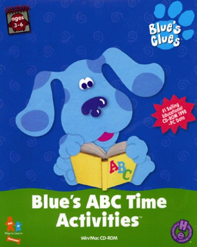 Blue's Clues: Blue's ABC Time Activities