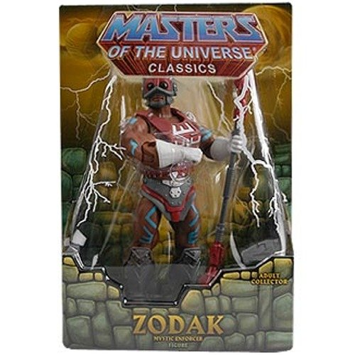 Buy Low Price Mattel Zodak Figure Masters of the Universe Classics Mystic Enforcer (B002TMW9F6)