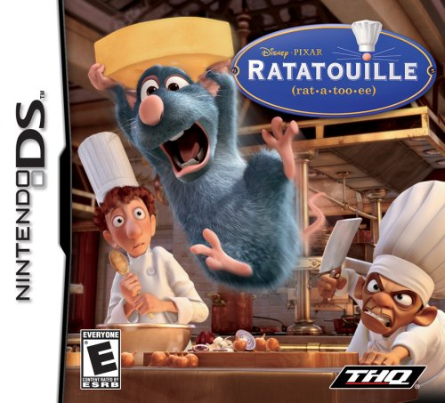 Ratatouille - Nintendo DS - 1