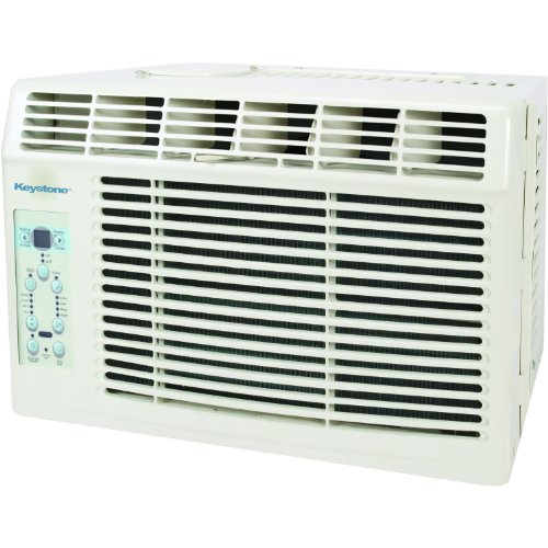 "Find Bargain Keystone KSTAW05A 5,000 BTU 115-Volt Window-Mounted Air Conditioner with ""Follow M..."