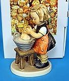 Hummel Figurine Doll Bath [Toy] by Goebel