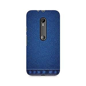 TAZindia Designer Printed Hard Back Case Cover For Moto X Style