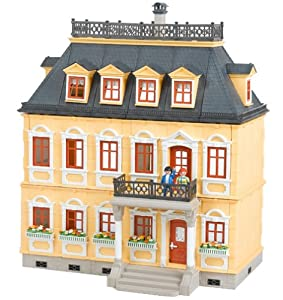 grande mansion playmobil